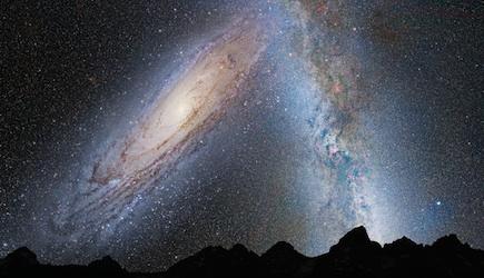 Andromeda-Melkweg