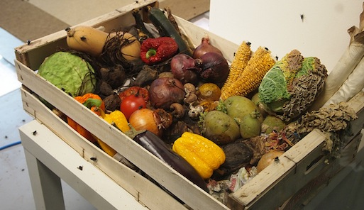 Bedorven groente en fruit - Cc The Shaun Woods - Flickr