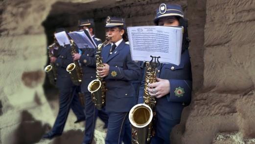 Fanfareband