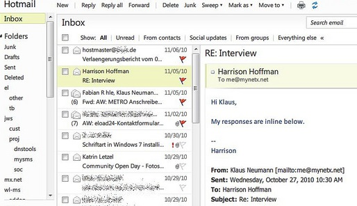 Hotmail - mynetx - Flickr