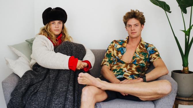 Warme en koude dating