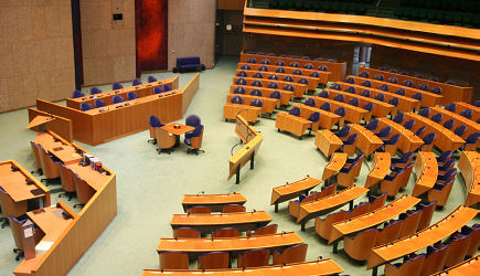 Tweede Kamer - cc wikipedia