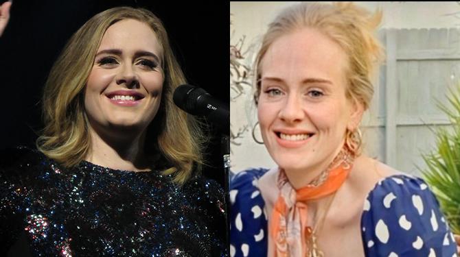 Adele Gewicht