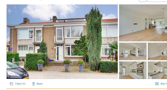 Rijtjeshuis In Amsterdam Zuid 50k Meer Waard Nadat Eigenaar
