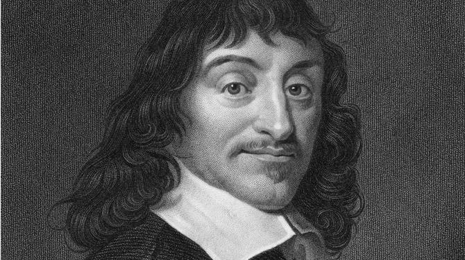 Descartes Neemt Uitspraak Ik Denk Dus Ik Ben Terug
